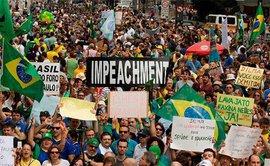 Бразилия, импичмент