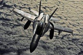 Из-за нищеты Украина отказалась от бесплатных истребителей F-18