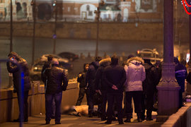 Борис Немцов, убийство, полиция, Москва
