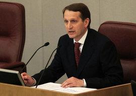 Президент Финляндии Саули Ниинисте выразил неудовольствие тем, что спикера Госдумы России Сергея Нарышкина не пустили в страну