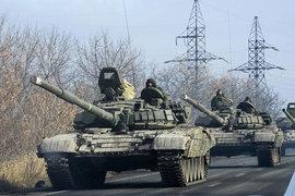 Ополчение ДНР обещает завершить отвод техники сегодня