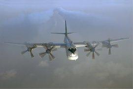 Российские стратегические бомбардировщики