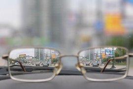 зрение, очки