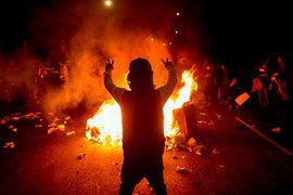 Майкл Браун, Фергюсон, США, протест, полиция, беспорядки