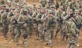 Солдаты, Пентагон, Польша, Прибалтика, НАТО, армия