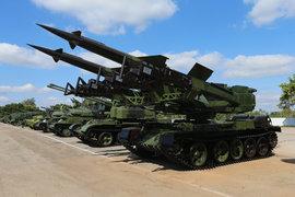 старая советская бронетехника