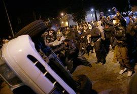 Фергюсон, протесты, полиция, Майкл Браун