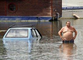 Наводнение в Сербии: один человек погиб, 300 эвакуированы