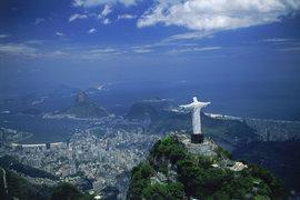 гора Корковадо, Рио-де-Жанейро, Бразилия