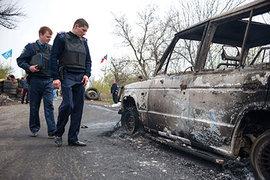 ОБСЕ не считает перестрелки на востоке Украины прекращением перемирия