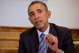 Обама заверил, что американские сухопутные войска не будут участвовать в операции против ИГ в Ираке