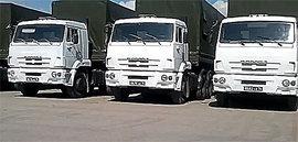 Красный Крест не будет участвовать в подготовке гуманитарного конвоя из России