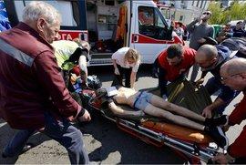 Украина загнала участников полумарафона в инвалидность и смерть