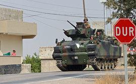 Турция, Сирия, вторжение