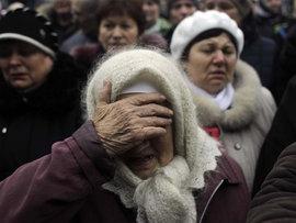 За год на Украине пенсии стали меньше на 40 процентов