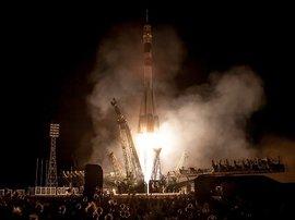 старт ракета космос