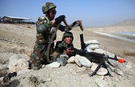 НАТО, Афганистан, учения, армия