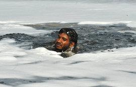 Индия, вода