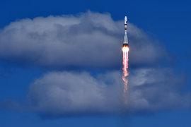 Ракета, космодром