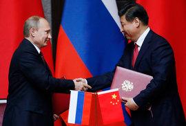 Россия и Китай подписали 30 соглашений о сотрудничестве