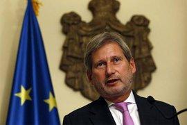 Еврокомиссар пообещал безвизовый режим Украине, Косово и Грузии уже в 2016 году