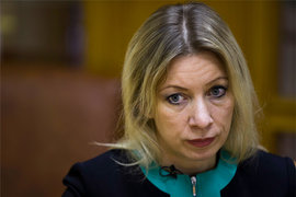Захарова: Журналисты ВВС не обращались за комментарием о крушении лайнера на Украине