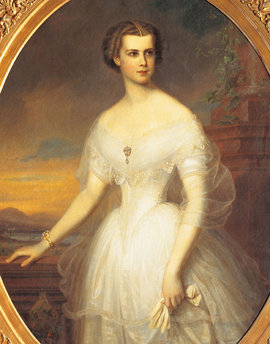 Евгения Елизавета Баварская, Сисси