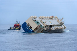 судно, катастрофа