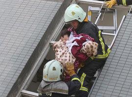 землетрясение, Тайвань