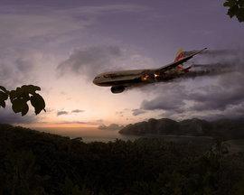Удары топора и крики: Предсмертная аудиозапись с борта падающего A320