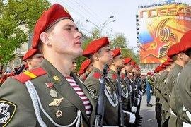 27 марта отмечается День Внутренних войск МВД России.
