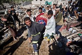 Госдеп: Кровь и смерть - не помеха для поддержки саудитов