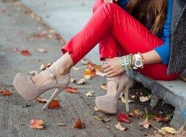 Десять хитростей для безупречной походки на каблуках