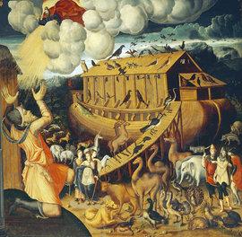 Ноев ковчег, Ной