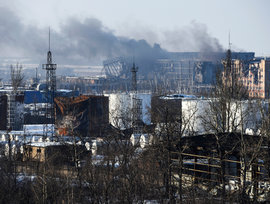 'Донбасс чреват столетней войной'