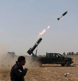 Ирак, война