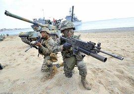 США готовят военные учения в ответ на угрозу Чечни поставить оружие Техасу и Мексике