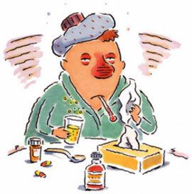 простуда, простуда лечение, простуда при беременности, тест, вирус, заболевание, болезнь, холод, охлаждение, переохлаждение